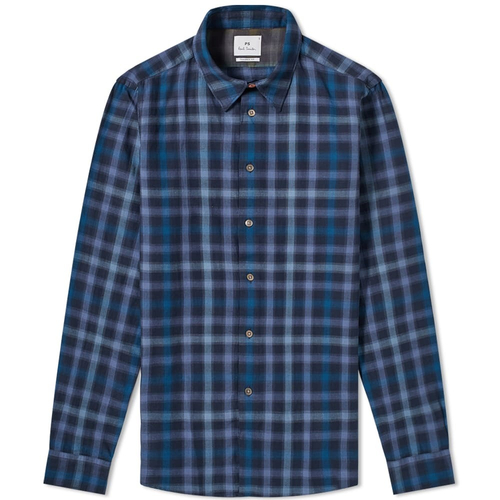 Photo: Paul Smith Checked Shirt