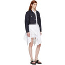3.1 Phillip Lim White Handkerchief Skirt