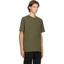 1017 ALYX 9SM Green A Sphere Logo T-Shirt