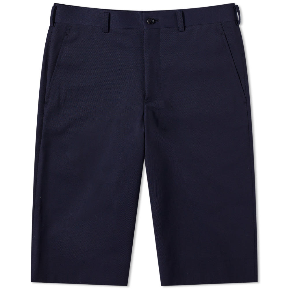 Photo: Comme des Garcons Homme Plus Wool Twill Shorts