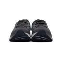 Asics Grey and Blue Gel-Nimbus 23 Sneakers