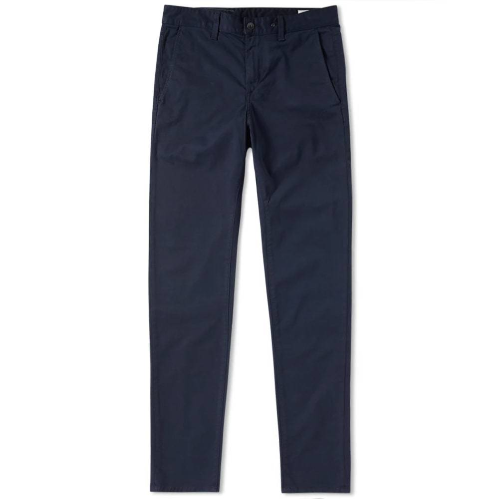 Photo: Rag & Bone Standard Issue Skinny Chino Blue