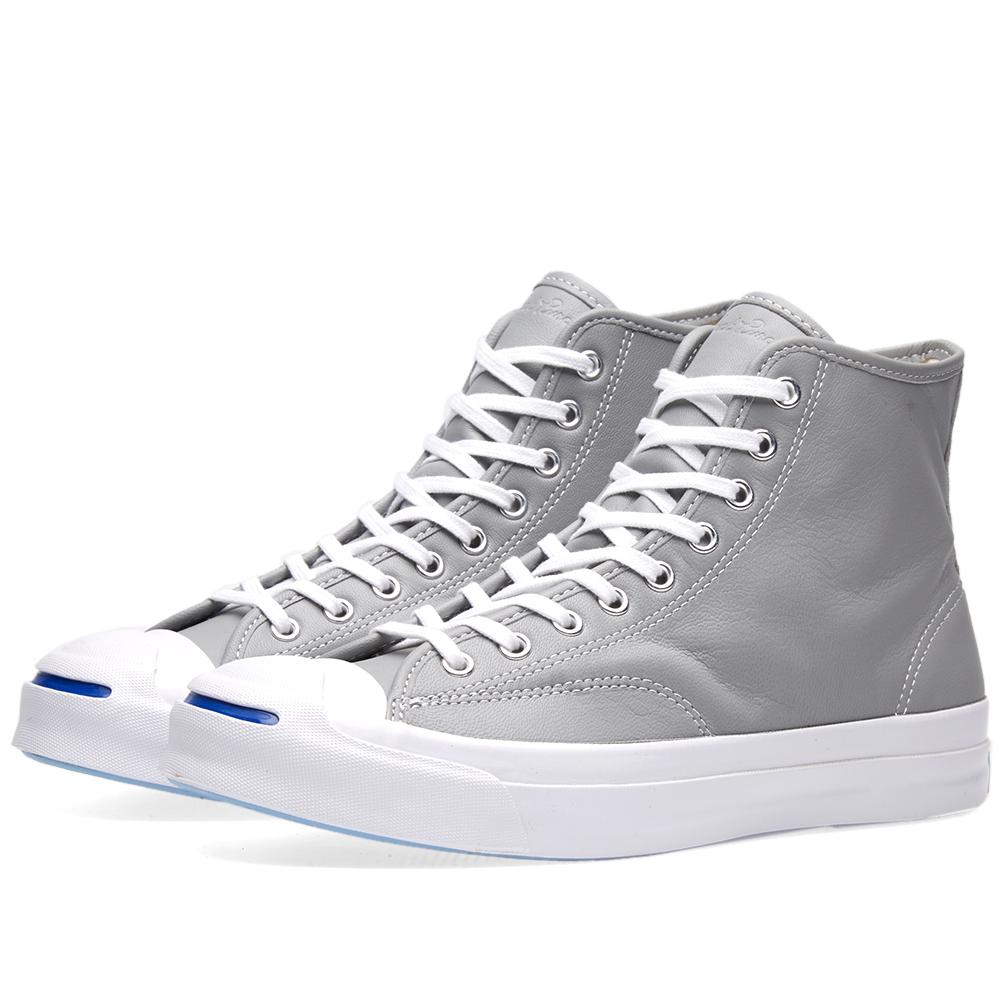 1c453a2d0fc8 Converse Jack Purcell Signature Hi Leather Converse