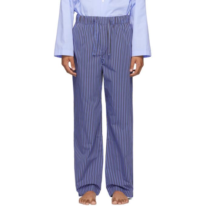 Photo: Tekla Blue Striped Pyjama Pants