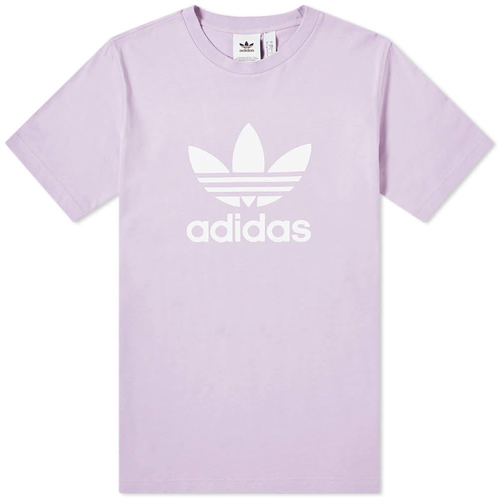 Photo: Adidas Trefoil Tee