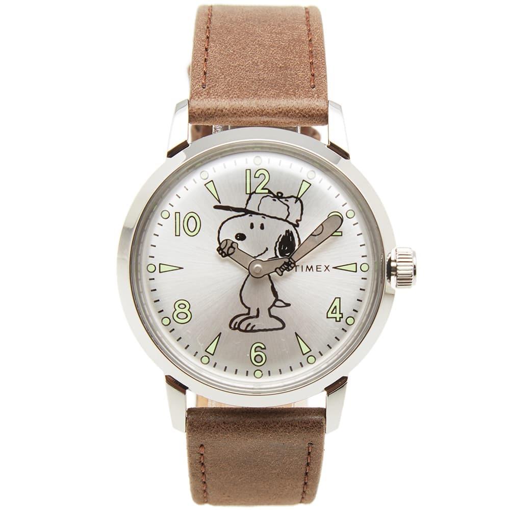 Photo: Timex x Peanuts Welton Snoopy Watch