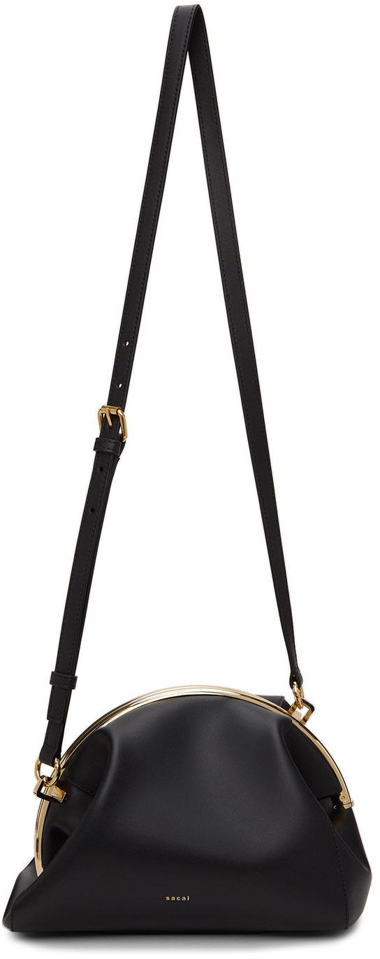 Photo: Sacai Leather Small Pursket Shoulder Bag