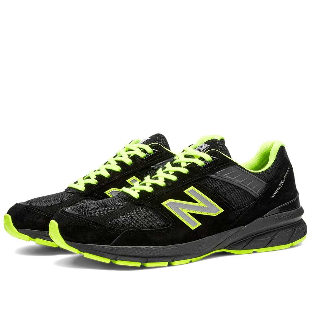 Photo: New Balance M990BY5 - Made in USA