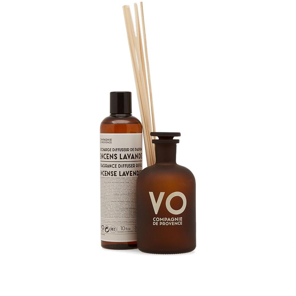 Photo: Compagnie de Provence VO Incense Lavender Diffuser