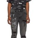 Ksubi Grey Chitch Heroism Jeans