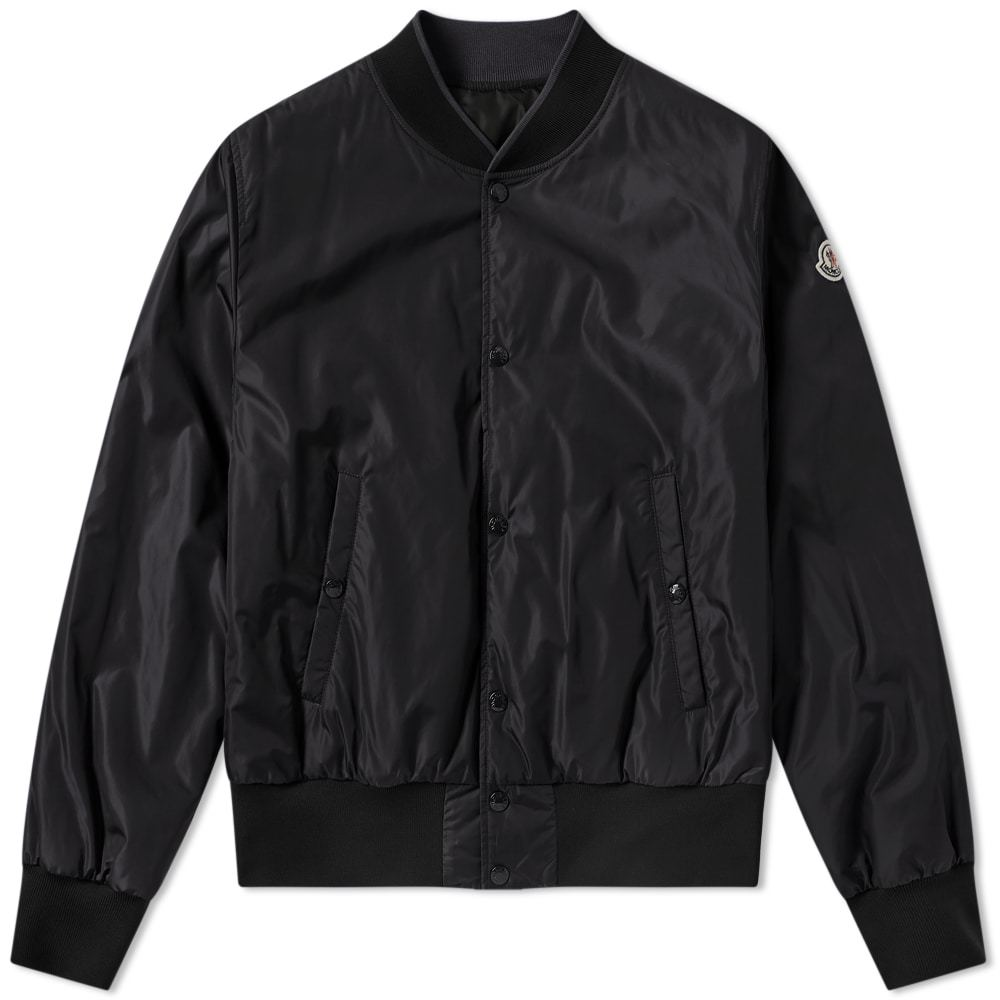 Photo: Moncler Gilley Reversible Bomber Jacket
