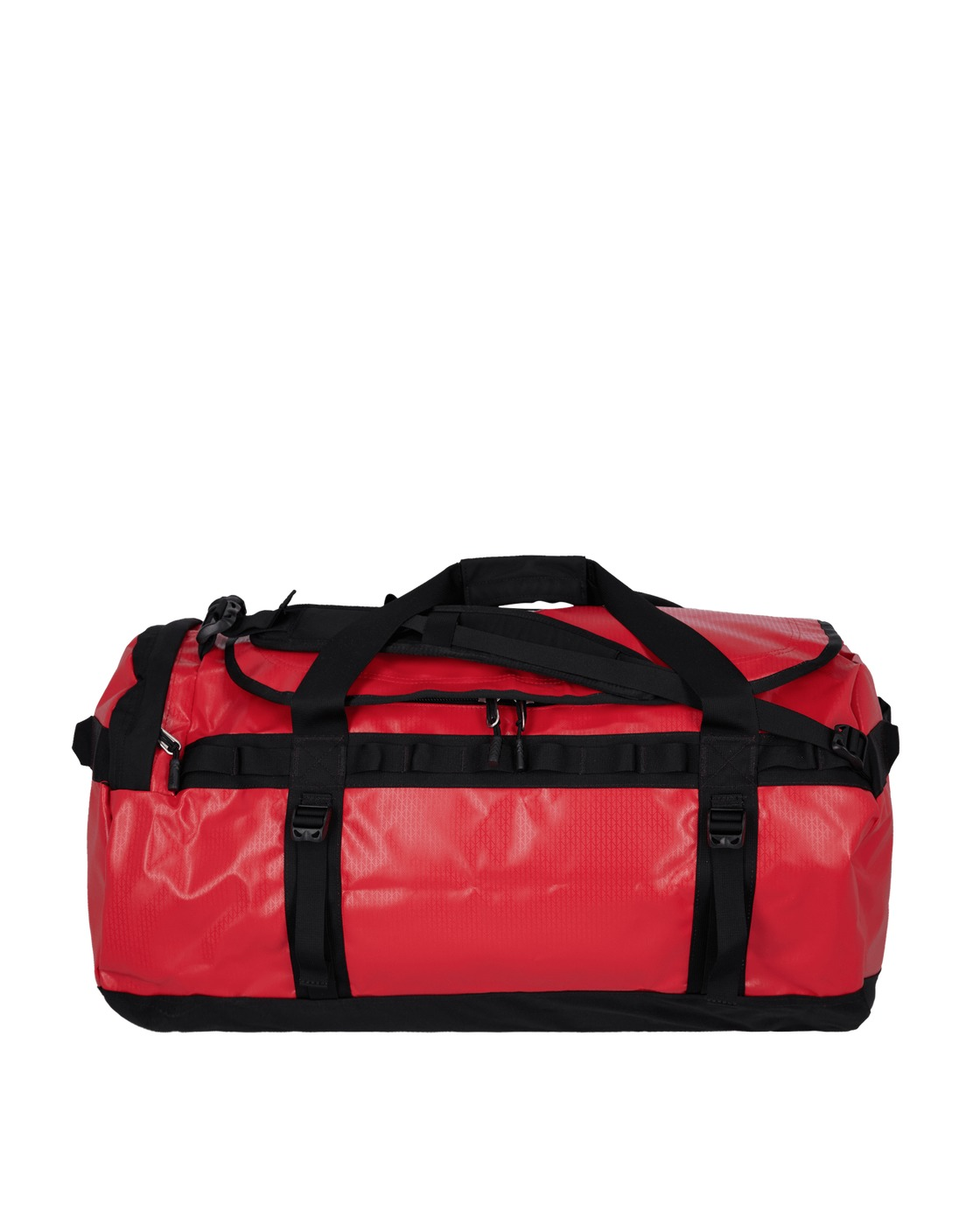 Photo: The North Face Large Base Camp Duffel Bag Tnf Red/Tnf Black