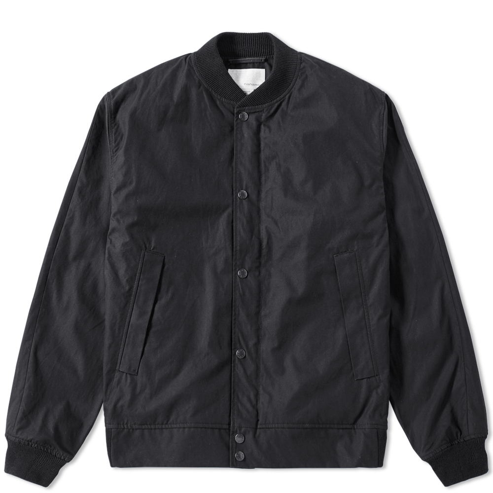 Photo: Nanamica Splash Ground Bomber Jacket