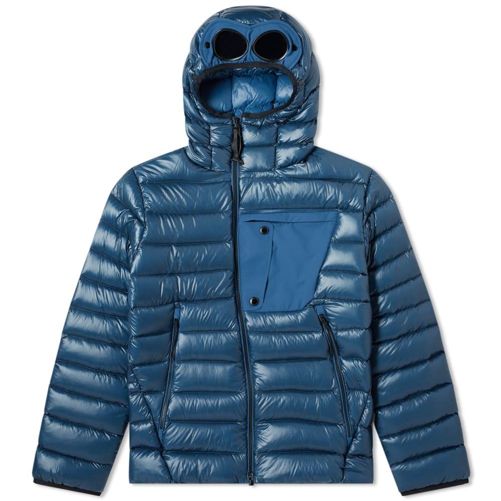 C.P. Company Down Hooded Goggle Jacket