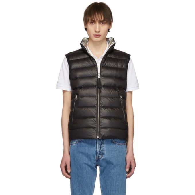 Photo: Mackage Reversible Black Down Franko Vest