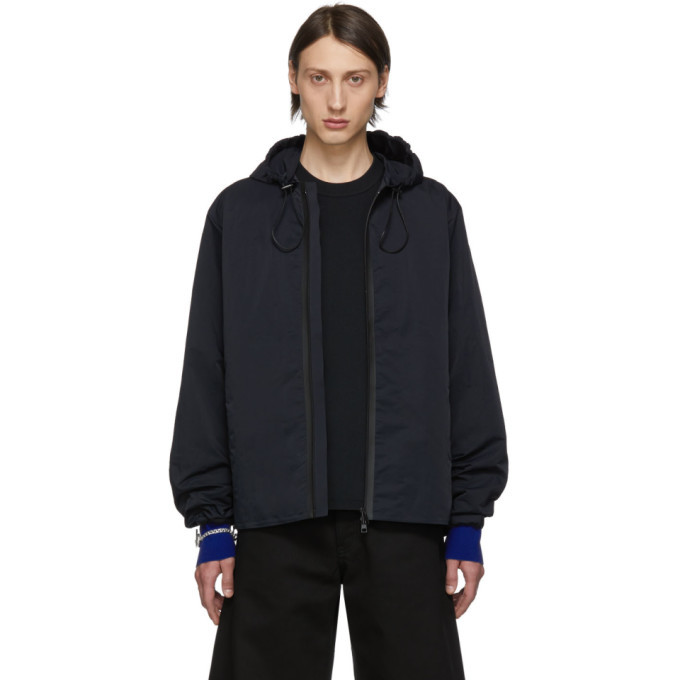 Photo: Bottega Veneta Black Nylon Jacket