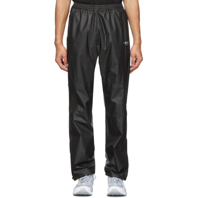 Photo: Affix Black Technical Lounge Pants