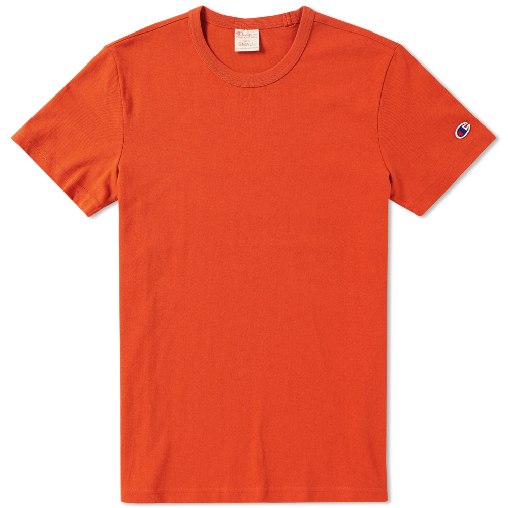 Photo: Champion Reverse Weave Classic Tee