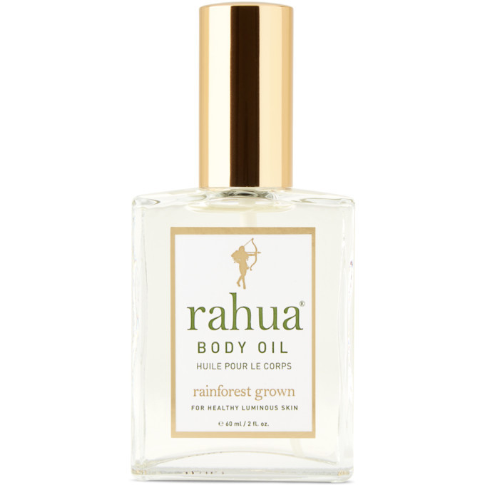 Photo: Rahua Body Oil, 60 mL