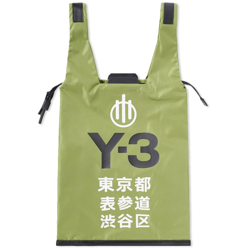 Y-3 Japanese Tote Bag