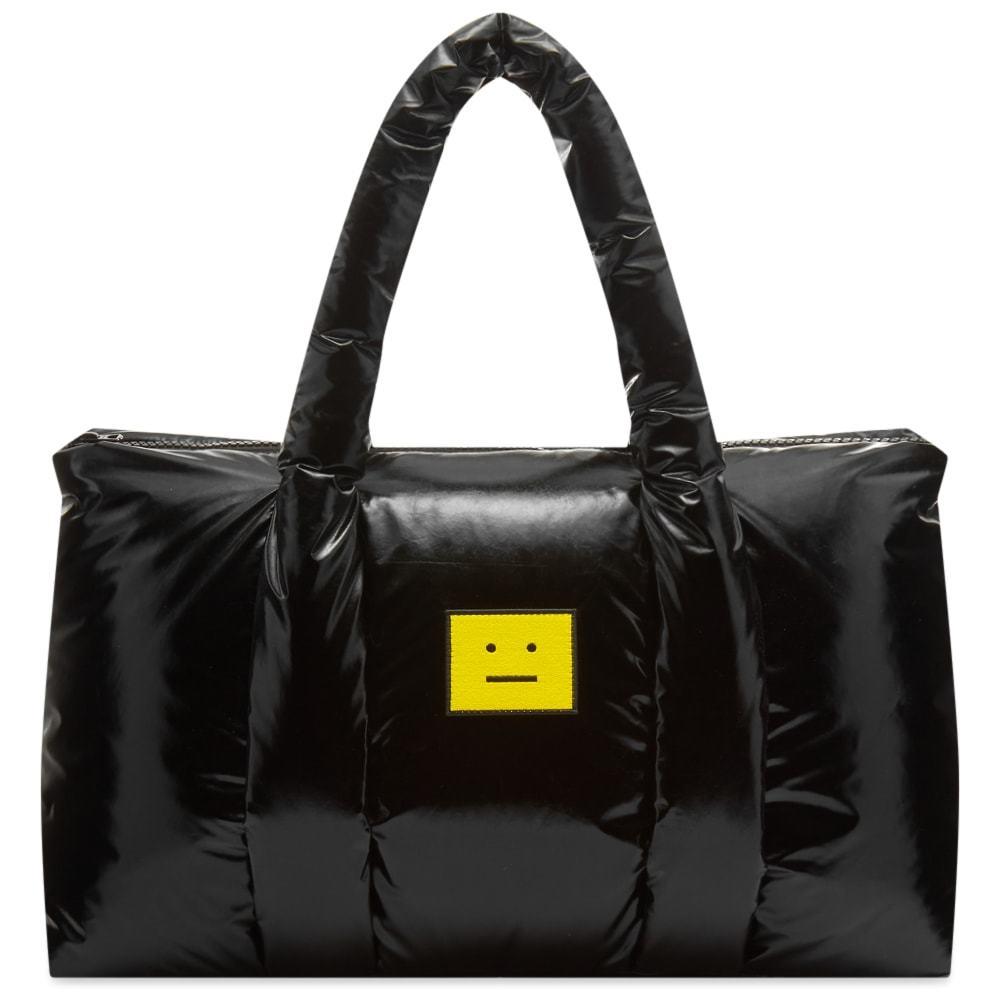 Photo: Acne Studios Aslan Face Tote Bag