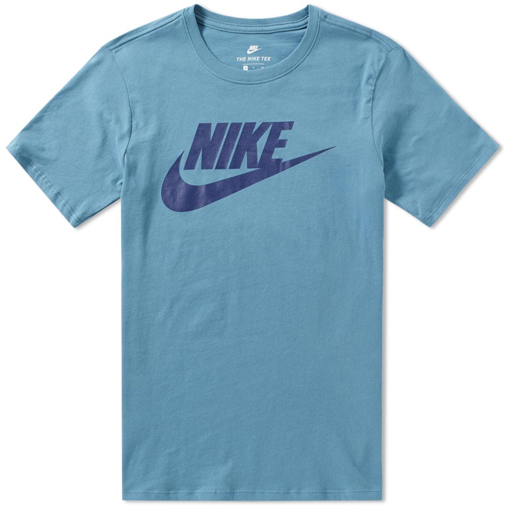 Photo: Nike Futura Icon Tee