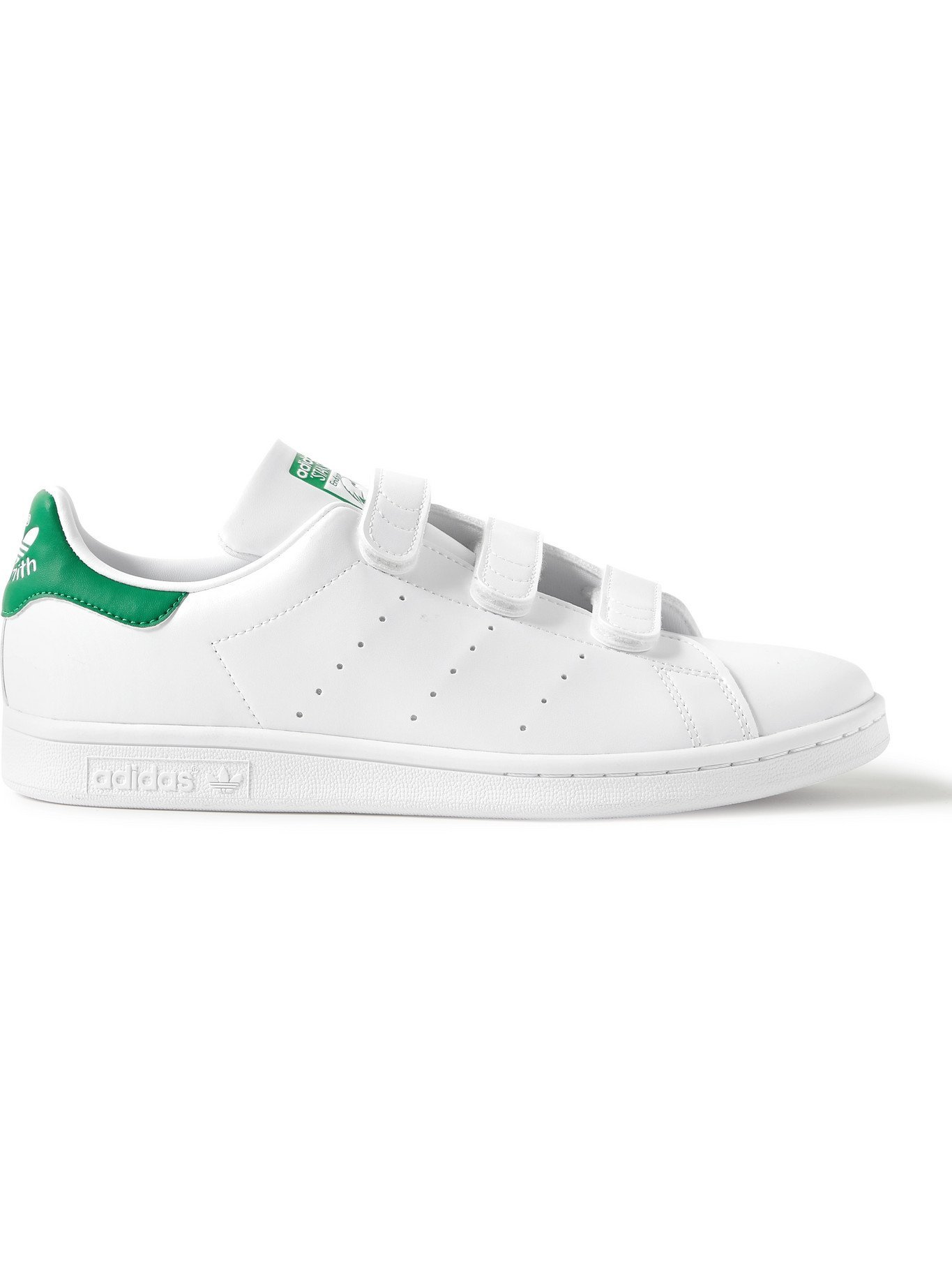 ADIDAS ORIGINALS - Stan Smith Recycled Primegreen Sneakers - White - UK 11