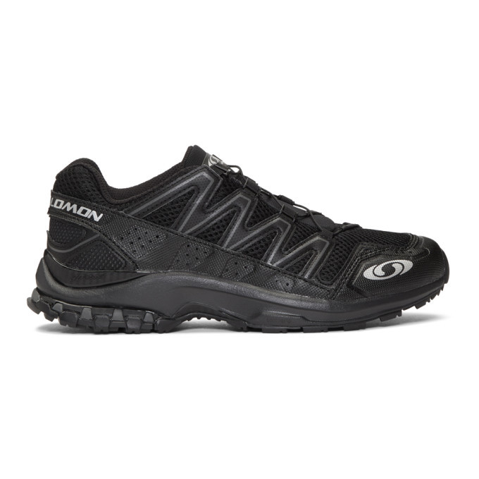 Photo: Salomon Black Limited Edition XA-Comp ADV Sneakers