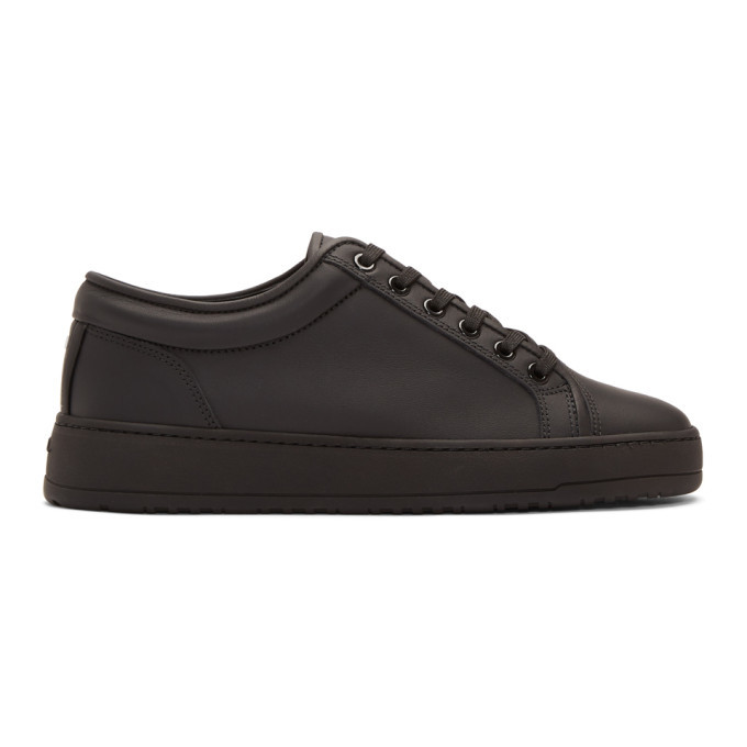 Photo: ETQ Amsterdam Black LT 01 Sneakers