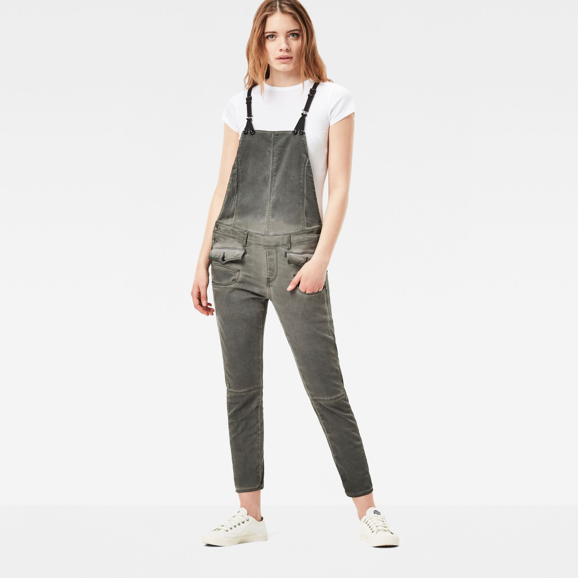 Photo: Army Radar Skinny Overalls