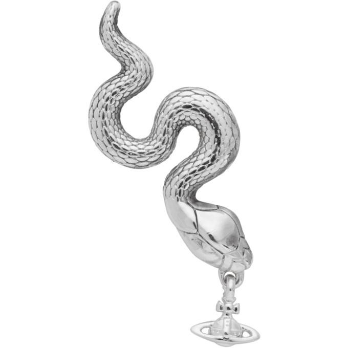 Photo: Vivienne Westwood Silver Man. Avalon Single Stud Earring