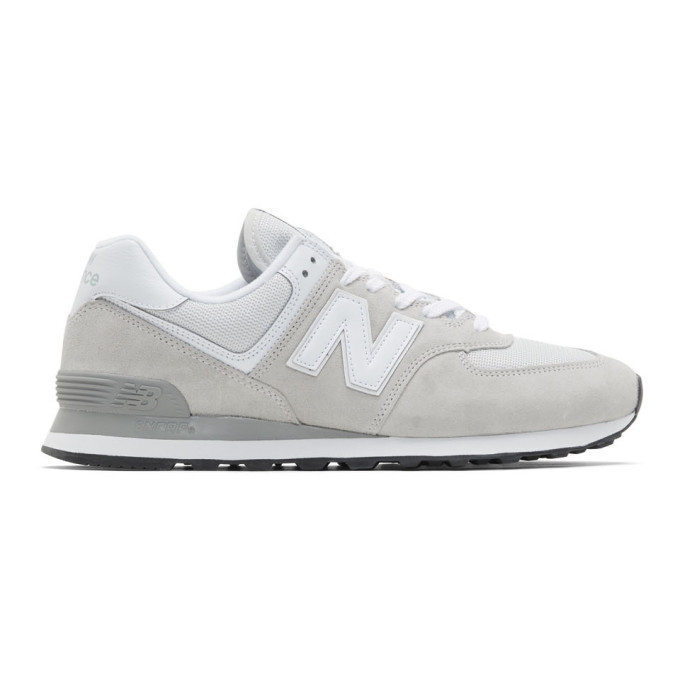 New Balance Taupe 574 Core Sneakers