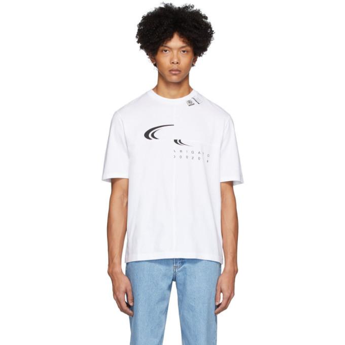 Photo: Axel Arigato White Element T-Shirt