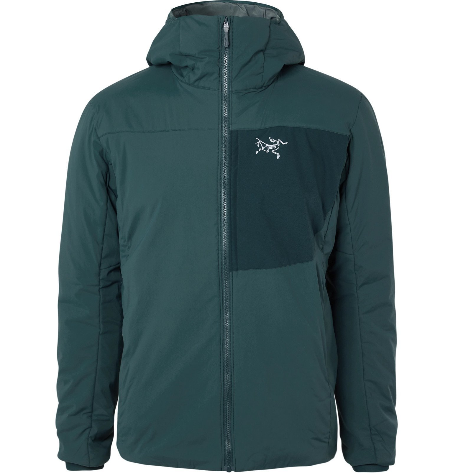 Photo: Arc'teryx - Proton LT Padded Quilted Shell Hooded Jacket - Green