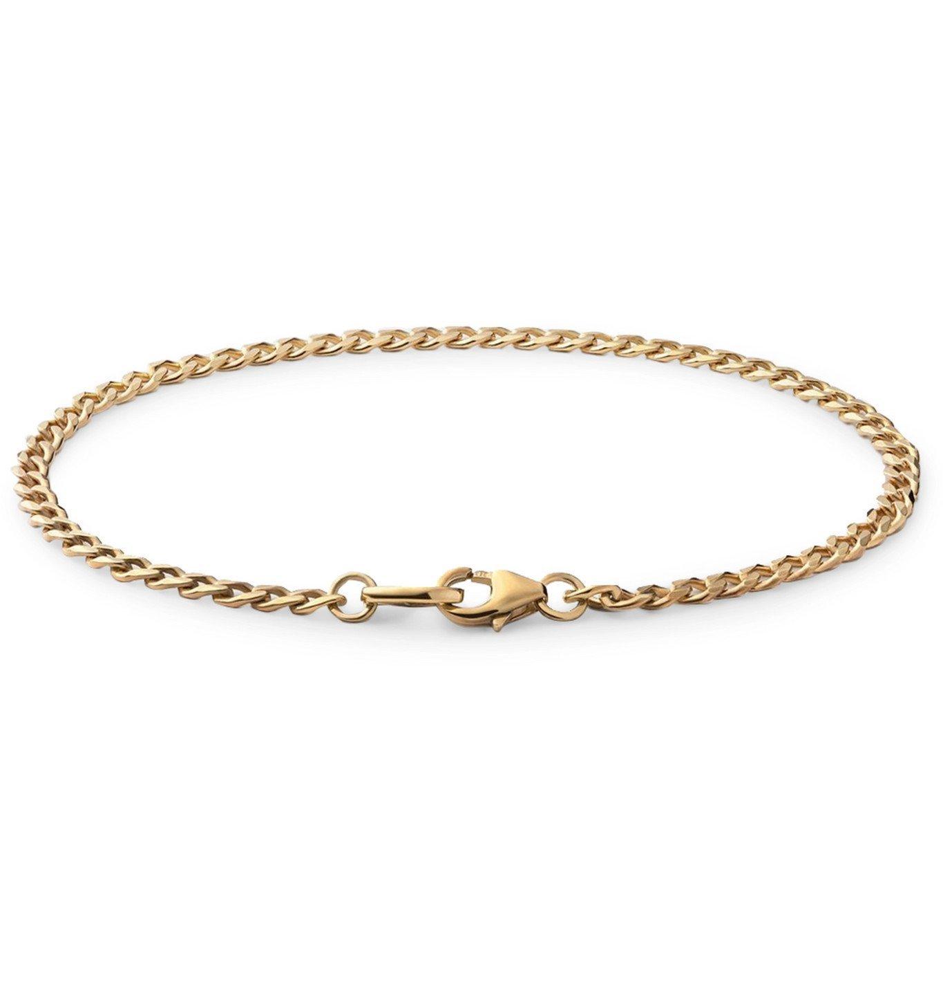 Photo: Miansai - Annex II 14-Karat Gold Chain Bracelet - Gold