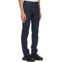 MCQ Blue Slim-Fit Jeans
