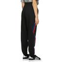 adidas Originals Black Adicolor 3D Trefoil Track Pants