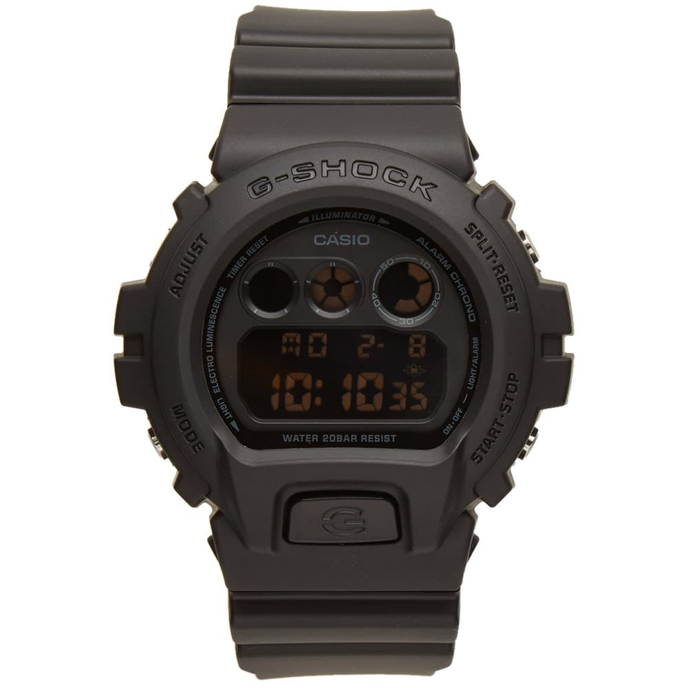 Photo: Casio G-Shock DW-6900LU-1ER Stealth Watch