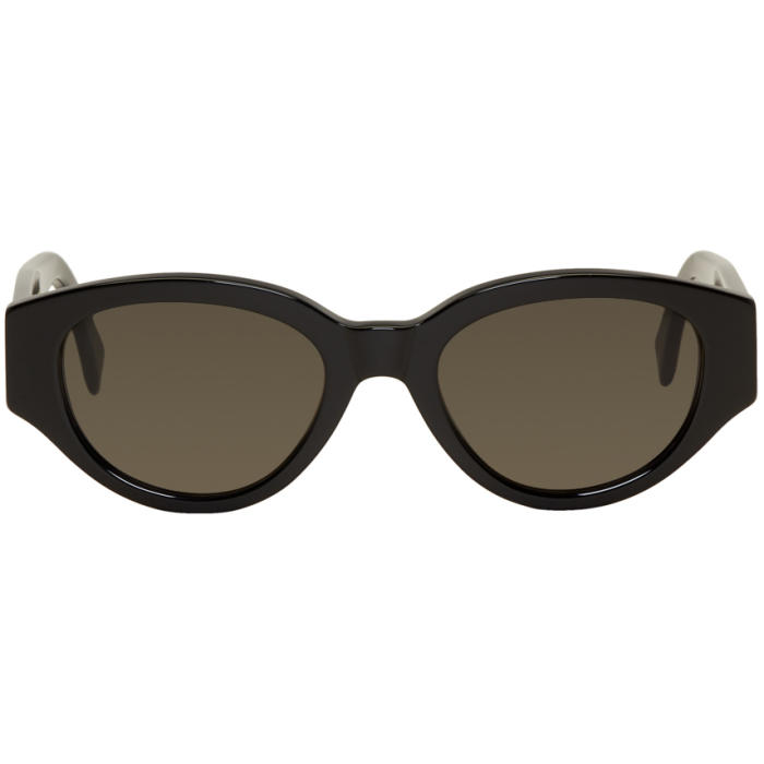 Photo: Super Black Drew Mama Sunglasses