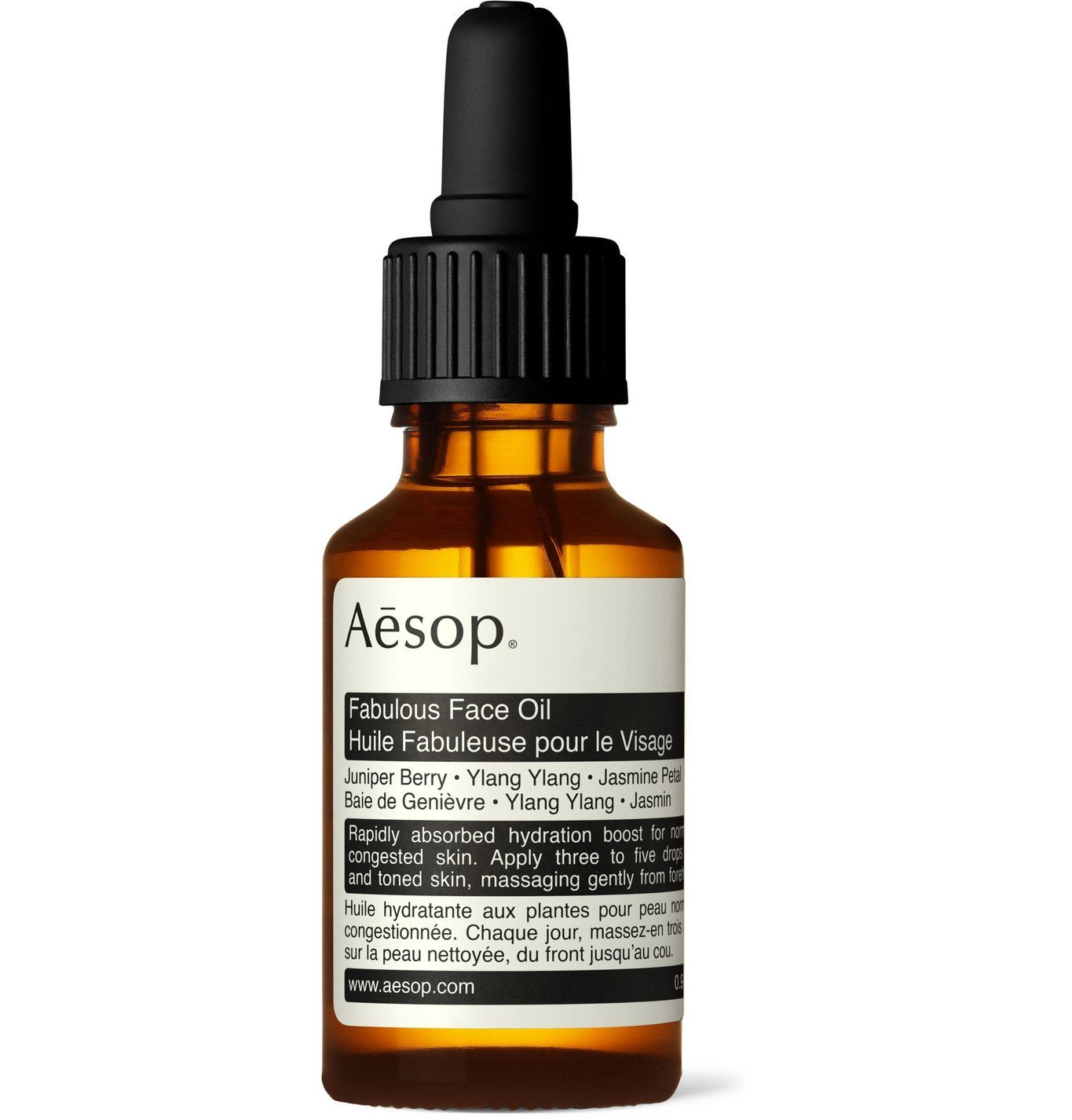 Photo: Aesop - Fabulous Face Oil, 25ml - Colorless