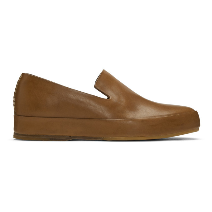Photo: Feit Tan Hand-Sewn Leather Loafers