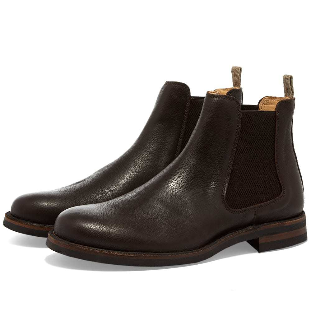 Photo: Astorflex Charlyflex Leather Chelsea Boot