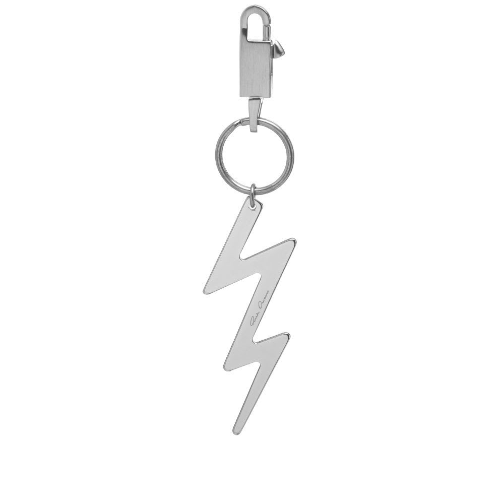Photo: Rick Owens Lightning Bolt Keyring