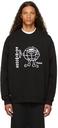 Saintwoods Black 'Yeah' Sweatshirt