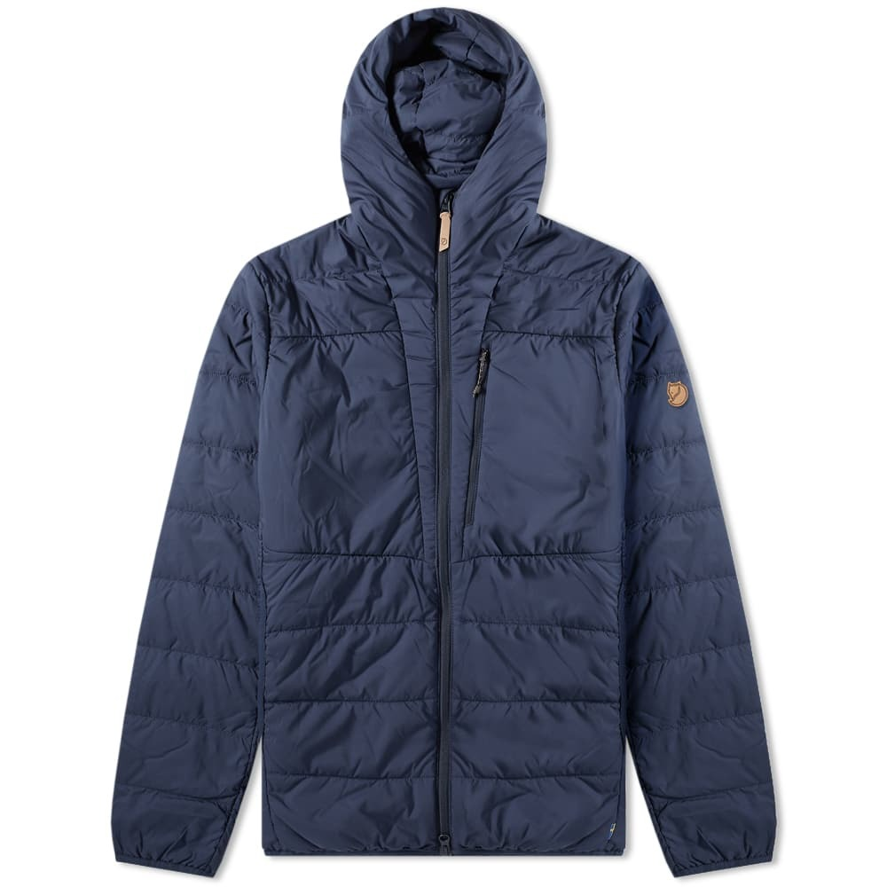 Photo: Fjällräven Keb Hooded Jacket Blue