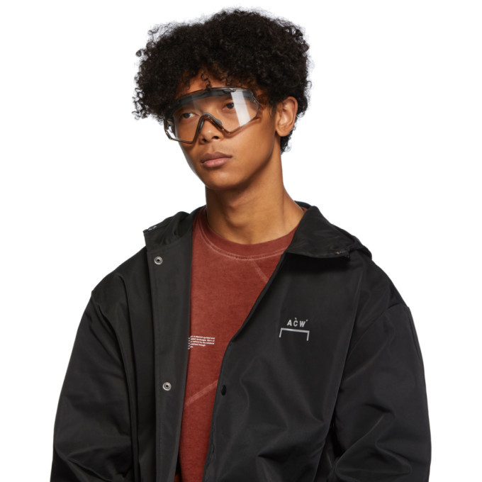 Oakley by Samuel Ross Transparent Windjacket 2.0 Glasses