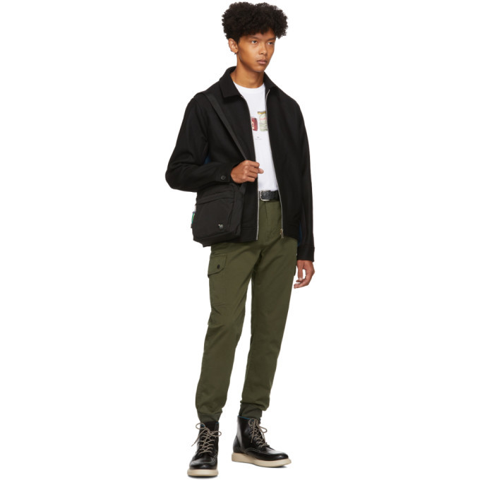 PS by Paul Smith Black Short Jacket