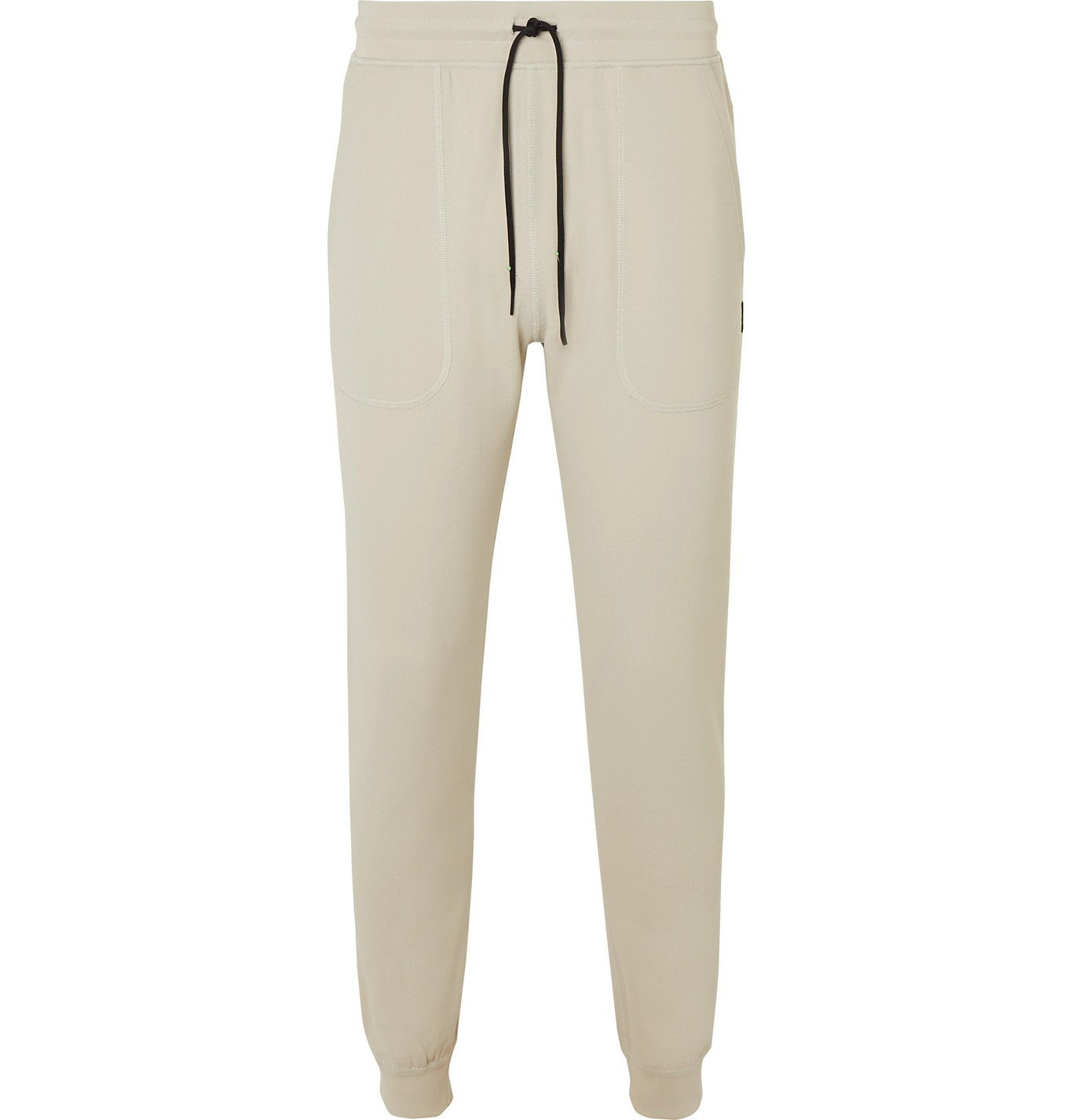 Photo: Reigning Champ - Slim-Fit Tapered Polartec Power Air Sweatpants - Neutrals