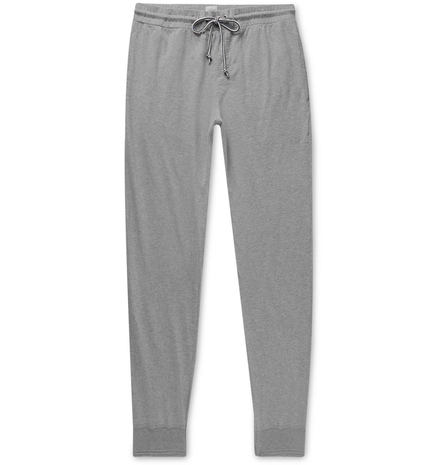 Photo: Schiesser - Cotton-Jersey Pyjama Set - White