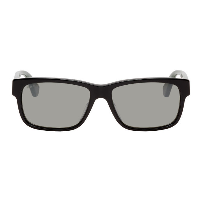 Photo: Gucci Black Classic Sunglasses